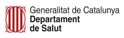 Logo del Departament de Saluta de la Generalitat de Catalunya