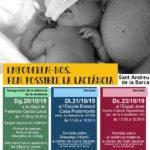 Setmana Lactància Materna FHSJDM2019 Sant Andreu de la Barca