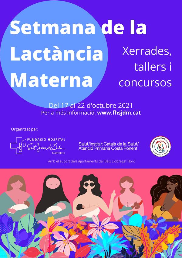 Setmana de la Lactància Materna 2021