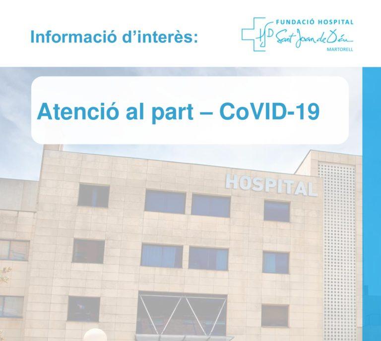 FHSHDM Atenció-al-part-CoVID-19