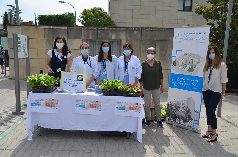 Dia Mundial Sense Tabac FHSJDM 2021