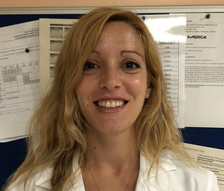 Dra. Sara García Pelegrí