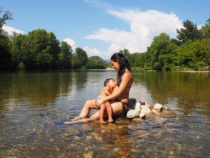 Guanyadora Concurs Fotografia Setmana Lactància Materna FHSJDM 2019