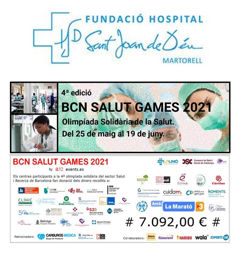 BCN Salut Games 2021 FHSJDM