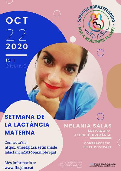 Setmana Lactancia Materna 2020