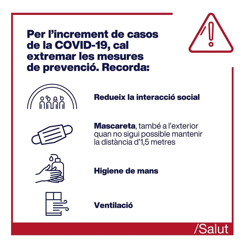 Extremar mesures COVID19 FHSJDM