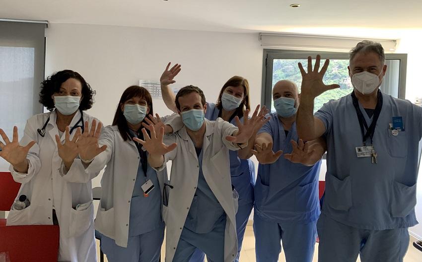 Dia Mundial Higiene Mans 2021 Professionals FHSJDM