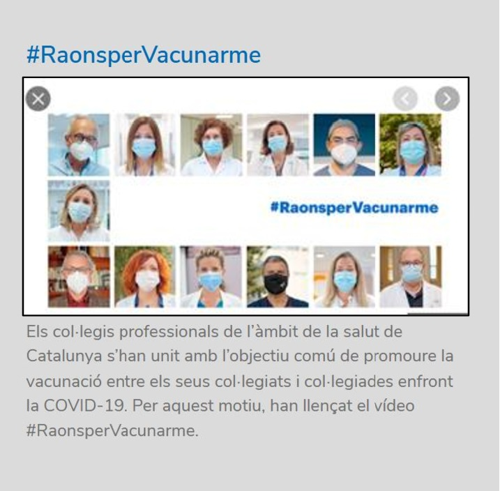 Raons per Vacunarme FHSJDM