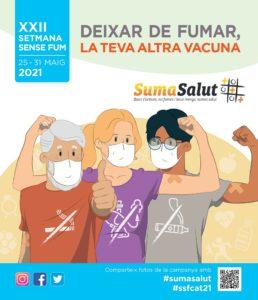 XXII Setmana Sense Fum 2021 FHSJDM