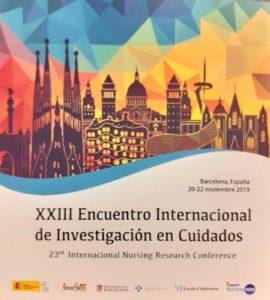 XXIII Trobada Internacional Investigació en Cures FHSJDM