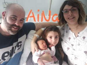 Aina Cinquè nadó 2020 FHSJDM 01012020