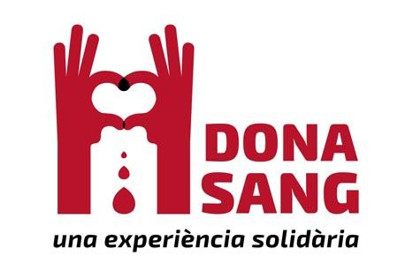 Il·lustració que simbolitza la donació de sang