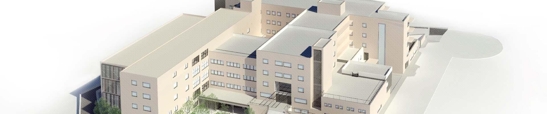 Projecte d'ampliacio i remodelació FHSJDM